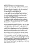 SUMMARY: Articles Social Influence