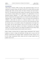 Eksamen: Exam in Corporate Change Communication (grade B)