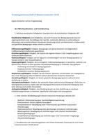 ZUSAMMENFASSUNG: Ausführlich beantworteter Fragenkatalog Trainingswissenschaft II (SS 14)