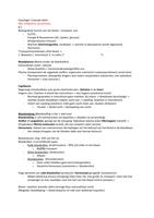 SAMENVATTING: Veterinaire Fysiologie A (Nieuwe deel Leroy   Bols)