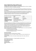 SAMENVATTING: Externe Verslaggeving H.1 t/m 13