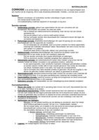 SAMENVATTING: Samenvatting Materialenleer (Orthopedie 1.2)