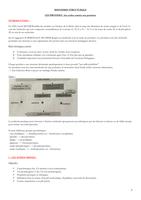 NOTES DE COURS: L1 S2 - LICENCE BIOLOGIE - COURS BIOCHIMIE STRUCTURALE 2 - LES PEPTIDES (DES ACIDES AMINES AUX PROTEINES)