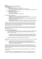SUMMARY: Summary Consumer and Economic Psychology