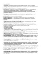 SUMMARY: Samenvatting verbintenissenrecht