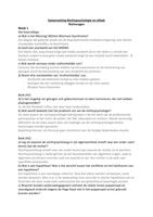 SUMMARY: Samenvatting Rechtspsychologie en ethiek