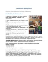 SUMMARY: Samenvatting Basiskennis taalonderwijs van Henk Huizenga