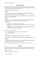SUMMARY: Communicatie Praktijk P.2