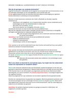 SAMENVATTING: Samenvatting_Hogere cerebrale functie en visueel systeem