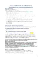 SAMENVATTING: Deel II bestuursrecht