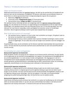 SAMENVATTING: Samenvatting Bestuursrecht boek: Kern van het bestuursrecht
