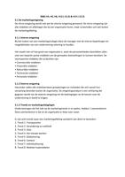 SUMMARY: Samenvatting M&S T2 Verhagen (h3, h5, h6, h13 & h15)