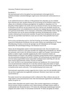 SUMMARY: Praktisch internationaal recht