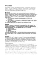 LECTURE NOTES: Level 3 public services unit 2 p7