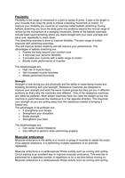 LECTURE NOTES: Level 3 public services unit 6 p3