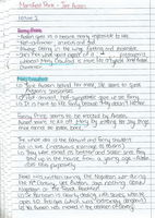 LECTURE NOTES: Mansfield Park