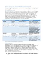 Tentamen: Verpleegkunde Blok 2A: Intervention Mapping Stap 4 - Cijfer:  - 9.0