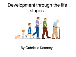 development through the life stages essay