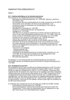 SUMMARY: Samenvatting Arbeidsrecht K7
