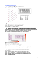 SAMENVATTING: Samenvatting organische chemie 1