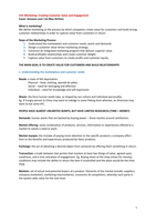 SAMENVATTING: Summary Principles of Marketing. Kotler & Armstrong, 16th Global Edition, Pearson