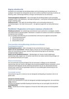 SAMENVATTING: Arbeidsrecht samenvatting boek