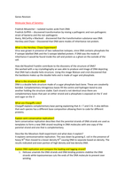 SAMENVATTING: Full Study notes for end of semester exam