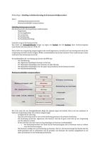 COLLEGEDICTAAT: Bestuursprocesrecht Webcolleges