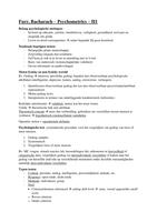 SAMENVATTING: 2.5 - Statistiek - Samenvatting Furr, Bacharach - H1 tot en met H7