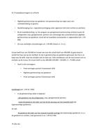 COLLEGEDICTAAT: HC 2 Huwelijksvermogens en erfrecht