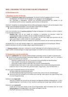 SAMENVATTING: Samenvatting strafrecht 2016-2017