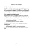 SUMMARY: Samenvatting Gezondheidspsychologie Hoofdstuk 1, 3 en 4