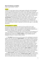 ZUSAMMENFASSUNG: Samenvatting online college hoofdstuk 8 Furr & Bacherach