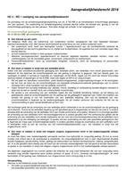 ZUSAMMENFASSUNG: Aansprakelijkheidsrecht samenvatting