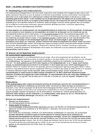 ZUSAMMENFASSUNG: Samenvatting strafprocesrecht boek week 1 t/m 4