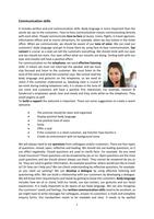 ESSAY: P3 - Customer Service