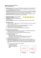 SUMMARY: Samenvatting MTS 3: Discovering Statistics using IBM SPSS statistics (Field) H8 tm 16