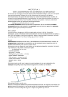 SAMENVATTING: Samenvatting Introduction to Brain and Behavior