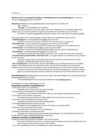 SUMMARY: Samenvatting Boek Ontwikkelingsstoornissen (Abnormal Child and Adolescent Psychology - DSM-5 Update)