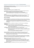 SAMENVATTING: Samenvatting Verplichte Artikelen Ontwikkelingsstoornissen