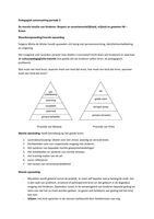 SUMMARY: Pedagogiek samenvatting jaar 2 periode 3
