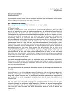 OTHER: Strafrechtspleging aantekeningen Hoorcollege 4