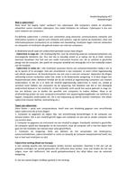 OTHER: Strafrechtspleging aantekeningen Hoorcollege 7