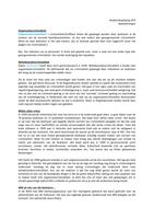 OTHER: Strafrechtspleging aantekeningen Hoorcollege 5