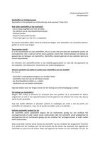 OTHER: Strafrechtspleging aantekeningen Hoorcollege 10
