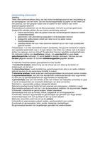 SUMMARY: Samenvatting Tekstanalyse H1 t/m 5
