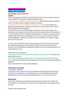 SUMMARY: Complete samenvatting Staatsrecht