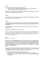 Antwoorden: WG05 encyclopedie