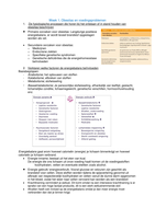 SAMENVATTING: klinische pathologie jaar 2 periode 2
