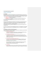 SAMENVATTING: Samenvatting hoofdstukken sociaal recht